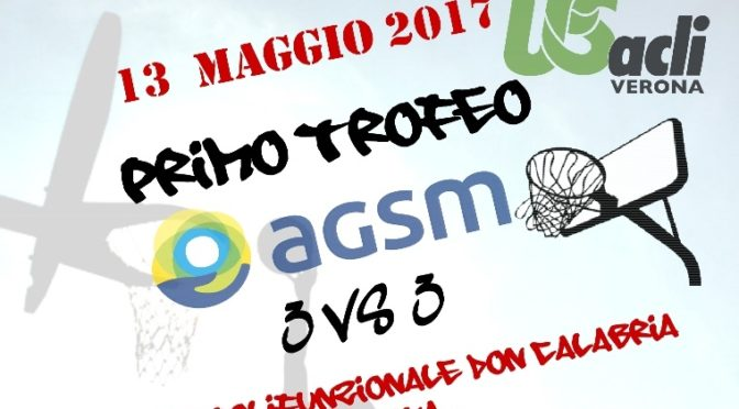 Primo trofeo AGSM 3 vs 3 - part