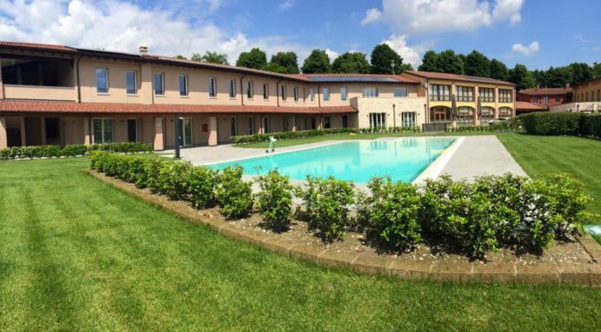 Tenuta Albertini, la cornice dell'English&Play Summer Camp