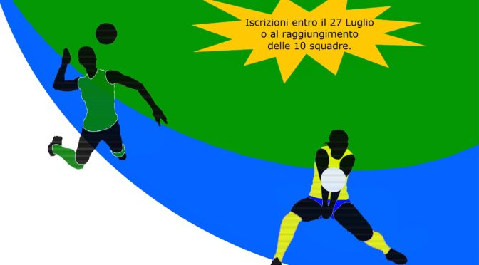"1° Trofeo ""Romagnano in volley"""
