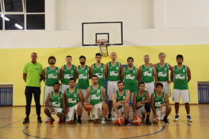 S.D.M. vs Evergreen's USacli - Campionato Basket A2 Amatori -